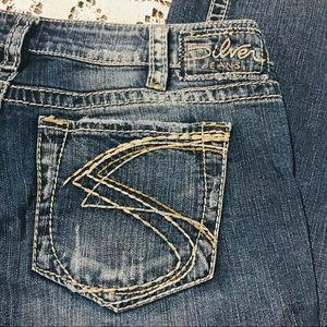 Silver Jeans Aiko Bootcut size 32x31